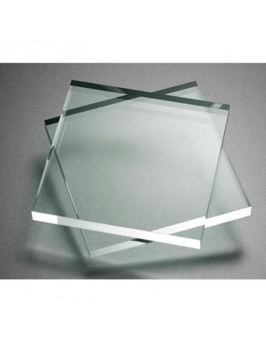 Lamina de acrílico cristal