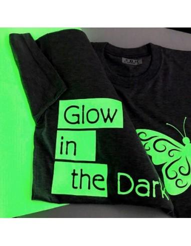Vinil textil de corte Glow in the...