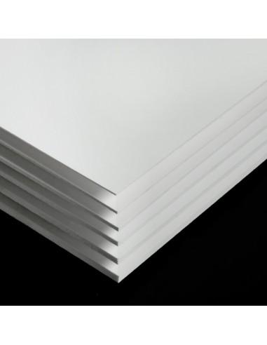 PVC espumado blanco
